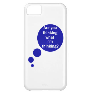 My Thoughts iPhone 5C Case