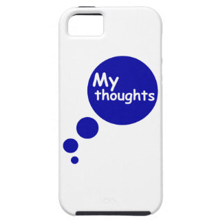 My Thoughts iPhone SE/5/5s Case