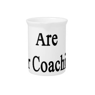 My Thursdays Are For Coaching Volleyball Beverage Pitchers