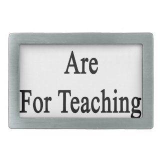 My Thursdays Are For Teaching Karate Rectangular Belt Buckle