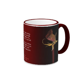 My time is already running late (version 2) ringer mug