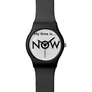 My Time Is Now Watch