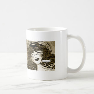 My Tired Spirit Guide. Coffee Mug