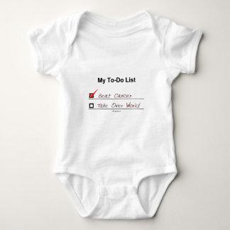 My To-Do List Baby Bodysuit
