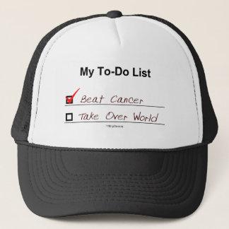 My To-Do List Trucker Hat