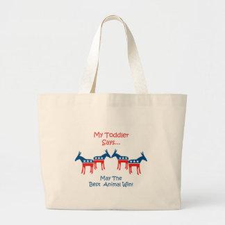 My Toddler Says...D Classic Bag