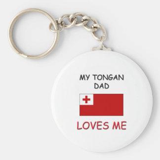 My TONGAN DAD Loves Me Key Chains