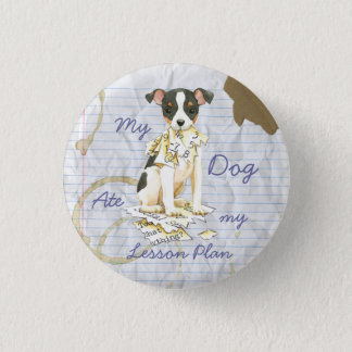 My Toy Fox Terrier Ate my Lesson Plan Button