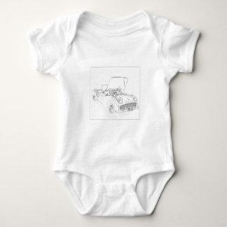 My TR3 Baby Bodysuit
