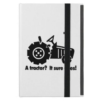 My Tractor Is A Chick Magnet Case For iPad Mini