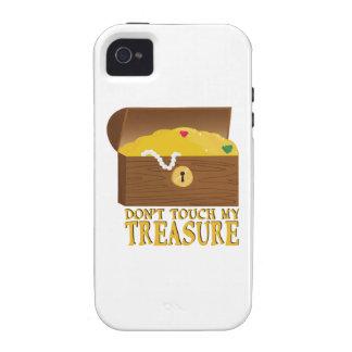 My Treasure iPhone 4 Cases