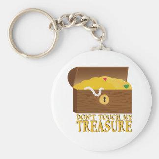 My Treasure Key Chain