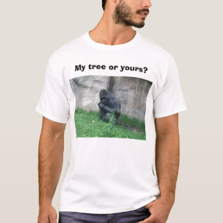 My tree or yours? T-Shirt