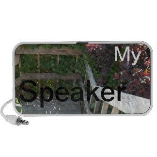 My tree way speaker