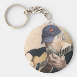 My True Love Keychain