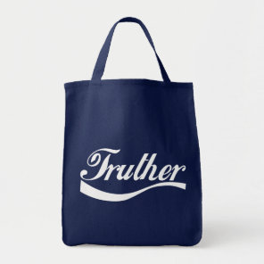 My Truther tote bag