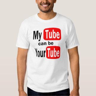 My Tube Your Tube Hilarious New Aston's Design Shirt
