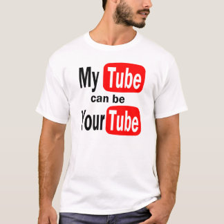 My Tube Your Tube Hilarious New Aston's Design T-Shirt