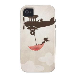 My Tuesday Dream - Umbrella Fantasy Case-Mate iPhone 4 Case