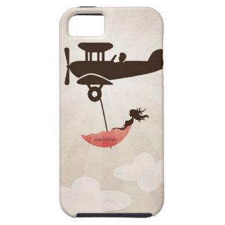 My Tuesday Dream - Umbrella Fantasy iPhone SE/5/5s Case