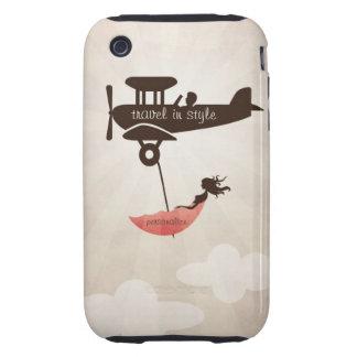 My Tuesday Dream - Umbrella Fantasy Tough iPhone 3 Cover