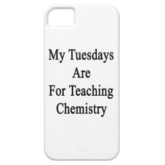 My Tuesdays Are For Teaching Chemistry iPhone SE/5/5s Case