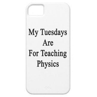 My Tuesdays Are For Teaching Physics iPhone SE/5/5s Case