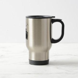 My Tunes 15 Oz Stainless Steel Travel Mug