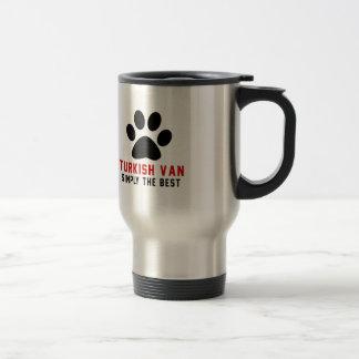 My Turkish Van Simply The Best Coffee Mugs