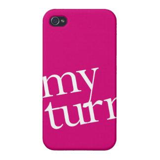 """My Turn"" iPhone 4/4S Case"