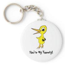 My Tweety Keychain