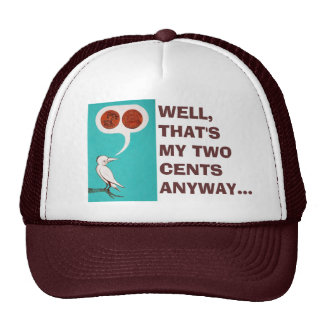 My Two Cents Mesh Hats