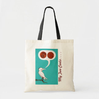 My Two Cents Tote Bag