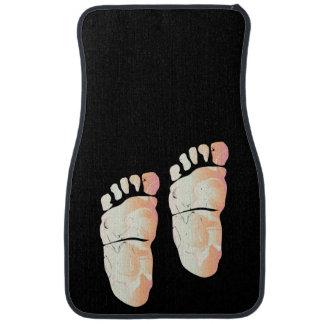 My Two Left Feet! - Car Mat Floor Mat