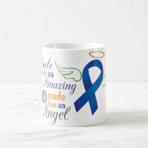 My Uncle An Angel - Anal Cancer Coffee Mug