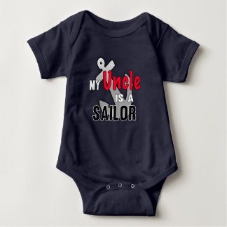My Uncle is A Sailor Tee Shirt