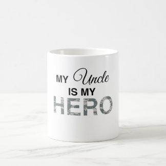My Uncle is my Hero Digital Camouflage Coffee Mug