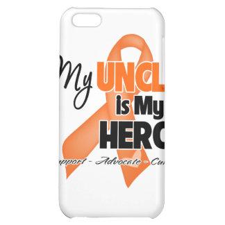 My Uncle is My Hero - Leukemia iPhone 5C Covers