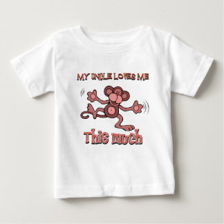 My uncle loves me this much baby T-Shirt