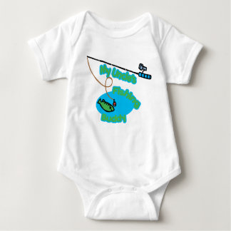 My Uncle's Fishing Buddy Baby Bodysuit