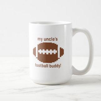 My Uncle's Football Buddy Coffee Mugs