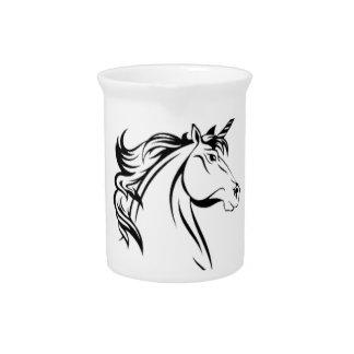 my unicorn ate my home work beverage pitcher