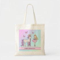"""""""My Unicorn"""" Magical Tote Bag"""