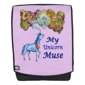 My Unicorn Muse Backpack