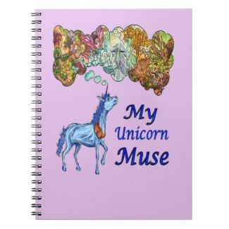 My Unicorn Muse Notebook