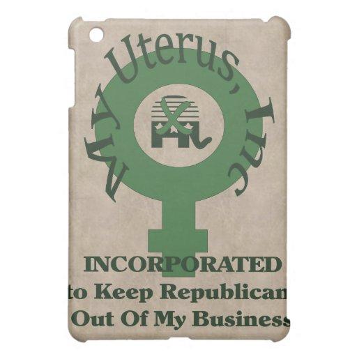 My Uterus, Inc Cover For The iPad Mini