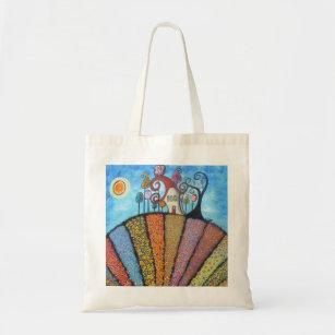 My Utopia Ii Tote Bag