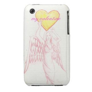 my valentine iPhone 3 Case-Mate case