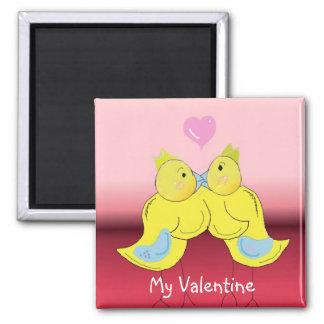 My Valentine Magnet
