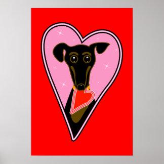 My Valentine Posters